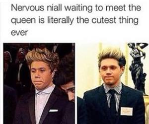 niall horan, one direction, and Queen image