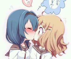 love, anime, and yuri image