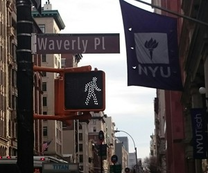 college, lovely, and nyc image