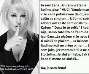 Croatia, quotes, and zena image