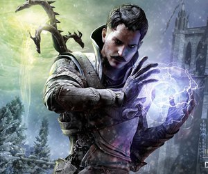 dorian and dragon age inquisition image