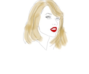 paint, Taylor Swift, and swifty image