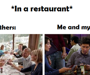 funny, how i met your mother, and lol image