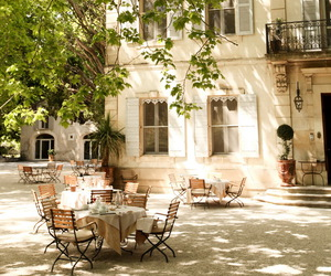 france, provence, and table image