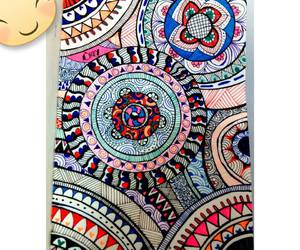 art, artist, and mandala image