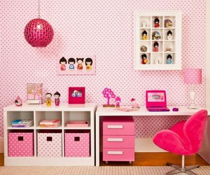 decoration and pink image