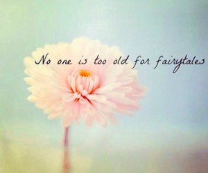 fairytales, flowers, and happiness image