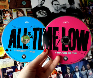 all time low, photography, and music image