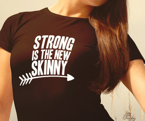 beauty, fitness, and shirt image