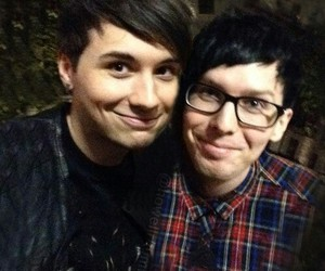 phan, phil lester, and dan howell image