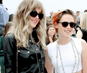 kristen stewart and dakota johnson image
