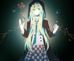 anime, joker, and girl image