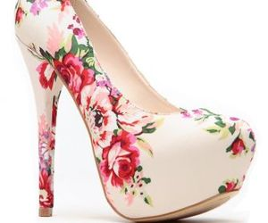 flores and tacones image