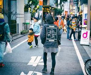 black, boy, and Harajuku image