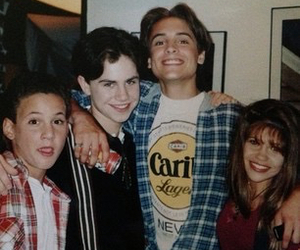 boy meets world, cory matthews, and topanga image