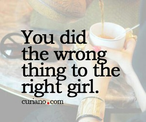 girl, quotes, and wrong image