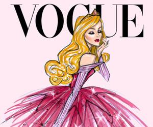 vogue, princess, and disney image