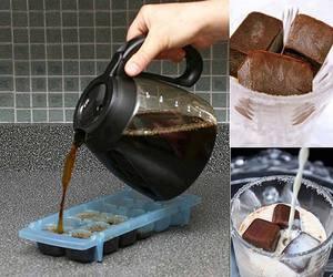 coffee, diy, and milk image