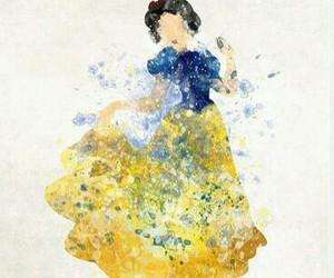 illustration, snow white, and princess image