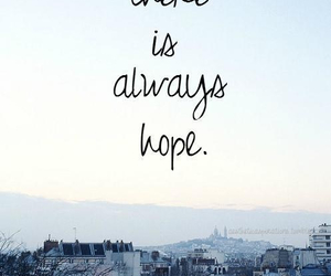 always, hope, and life image