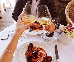 brunch, wine, and life image