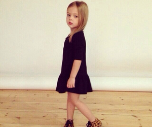 blond, little black dress, and cute image