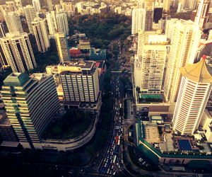 city, singapore, and photography image