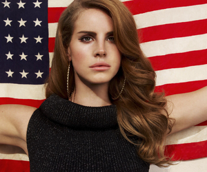 lana del rey, usa, and lana image