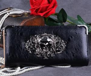 bag, skull, and dresslink image