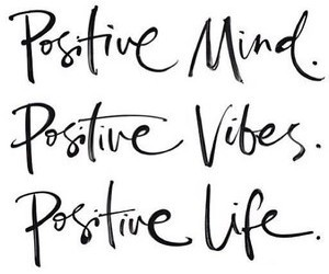life, positive, and quotes image