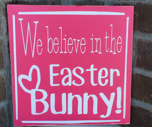 bunny, easter, and quotes image