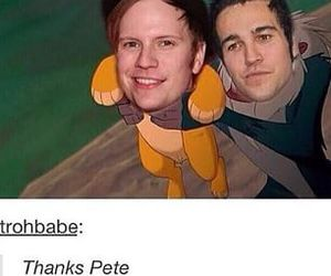disney, fall out boy, and quotes image