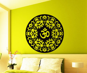 sticker, wall decal, and wall decals image