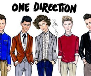 one direction, hayden williams, and cool image