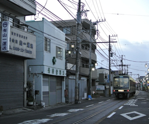 street, japan, and aesthetic image