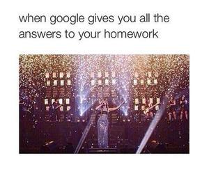 funny google homework image