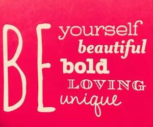 beautiful, bold, and loving image