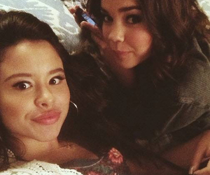 the fosters, mariana foster, and callie jacob image