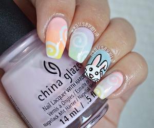 bunny, easter, and fashion image
