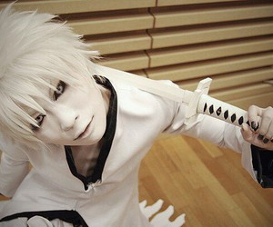 cosplay, bleach, and anime image