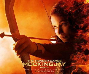 the hunger games, movie, and katniss everdeen image