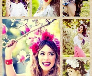 photoshoot, violetta, and tini image