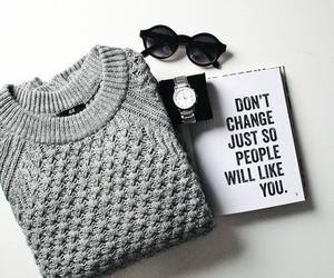 fashion, quotes, and style image