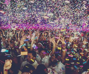 party, fun, and rave image