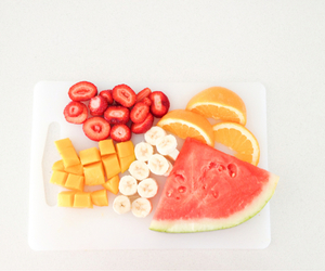food, healthy, and orange image