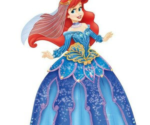 ariel and dress image