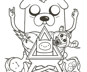 art, adventure time, and at image