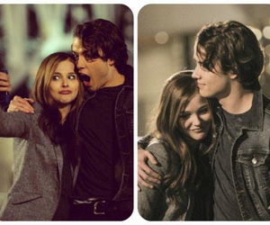 if i stay, cute, and couple image
