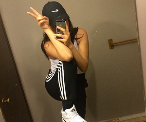 adidas and nike image