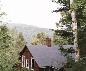 house, indie, and nature image